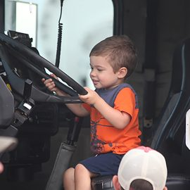 Help support Touch A Truck